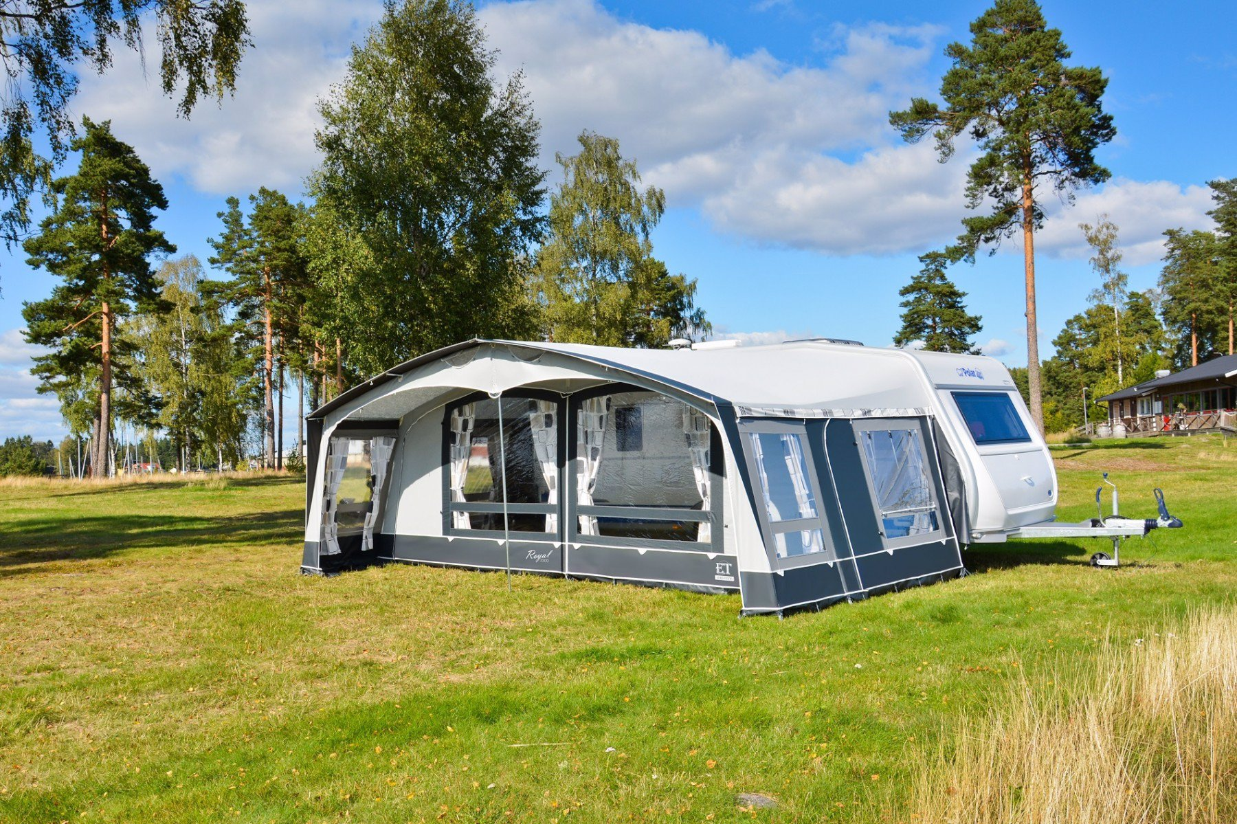 eurotent royal 3500 front inåt